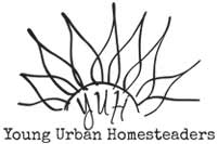 young urban homesteaders