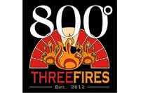 800 degrees three fires pizza